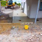Concrete work in Rathduff