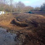 Pond work in Cloyne